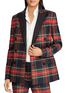 Lauren Ralph Lauren Plaid Blazer - 100% Exclusive