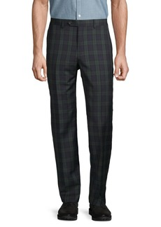 Lauren Ralph Lauren Plaid Wool Pants