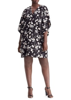 Lauren Ralph Lauren Plus Floral Printed Shift Dress