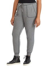 Lauren Ralph Lauren Plus Stretch Jogger Pants