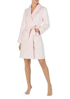 Lauren Ralph Lauren Plush Sculpted Robe
