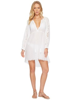 Ralph Lauren Poet Blouse Tunic Cover-Up