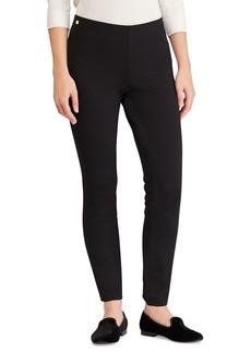 Lauren Ralph Lauren Ponte Jodhpur Skinny Pants