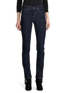 Lauren Ralph Lauren Premier Straight Curvy Jeans