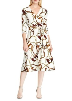 Lauren Ralph Lauren Printed A-line Dress