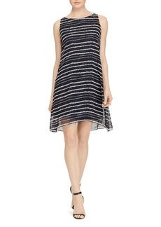 Lauren Ralph Lauren Printed Shift Dress
