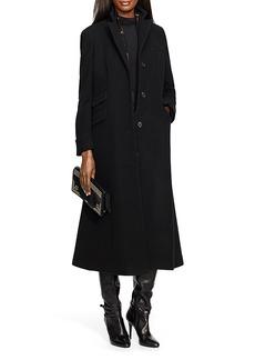 Lauren Ralph Lauren Reefer Maxi Coat
