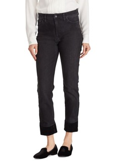 Lauren Ralph Lauren Regal Straight Ankle Jean