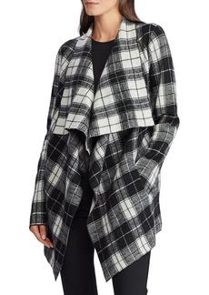 Lauren Ralph Lauren Relaxed-Fit Open-Front Wool Cardigan
