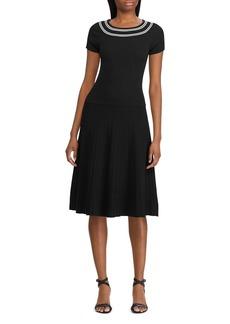 Lauren Ralph Lauren Rib-Knit Dress