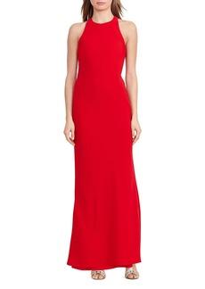 Lauren Ralph Lauren Ruffle Gown