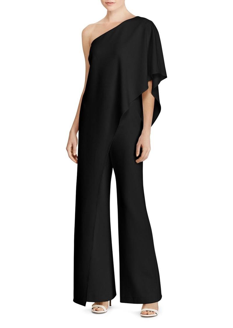 Lauren Ralph Lauren Tiered One-Shoulder Jumpsuit - 100% Exclusive
