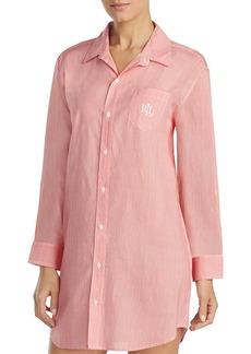 Lauren Ralph Lauren Seaside Classic Sleepshirt