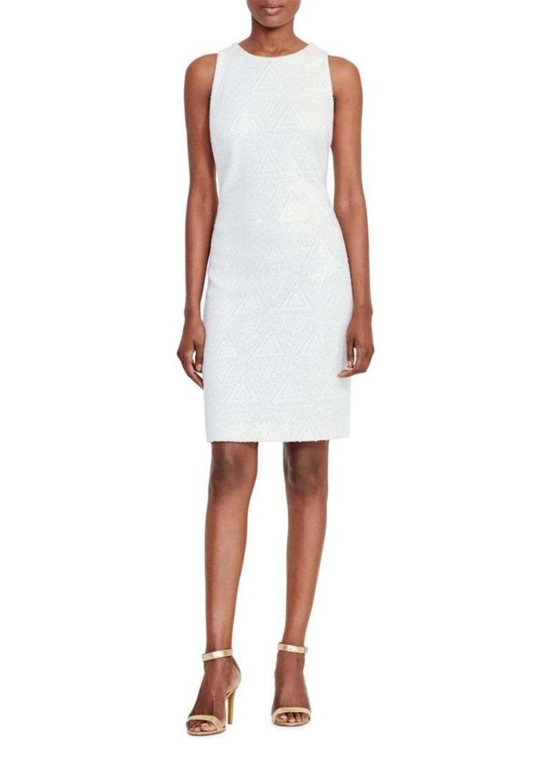 Ralph Lauren Lauren Ralph Lauren Sequined Sheath Dress | Dresses ...