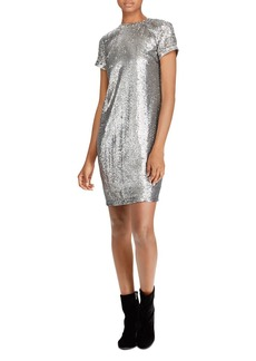Lauren Ralph Lauren Sequined Shift Dress
