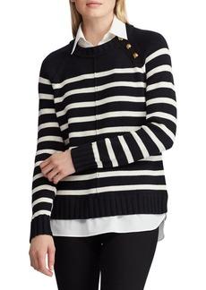 Lauren Ralph Lauren Shirt-Underlayer Sweater