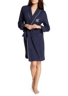 Lauren Ralph Lauren Short Shawl Collar Robe
