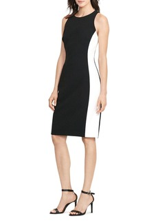 Lauren Ralph Lauren Side-Stripe Dress