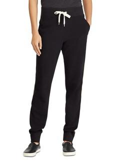 Lauren Ralph Lauren Side-Stripe Jogger Pants