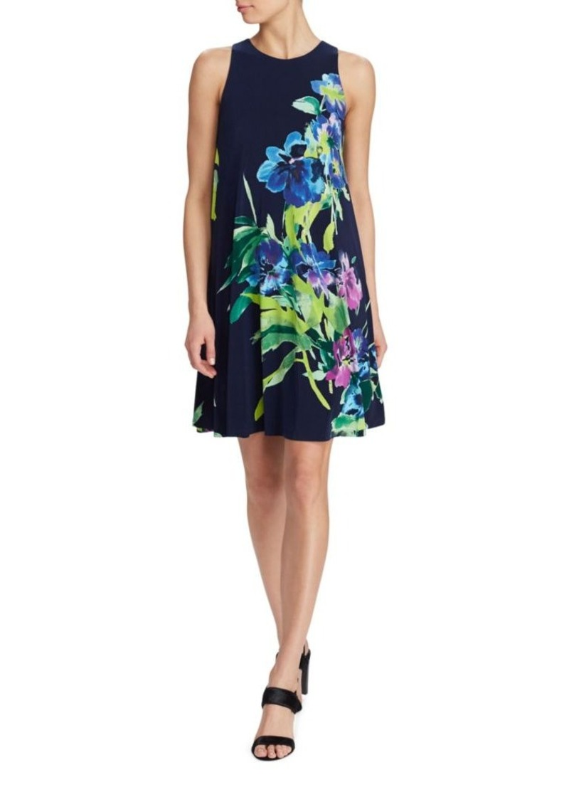 Lauren Ralph Lauren Sleeveless A-Line Dress