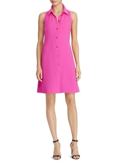 Lauren Ralph Lauren Sleeveless Shirt Dress