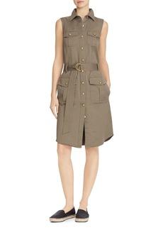 Lauren Ralph Lauren Sleeveless Utility Dress