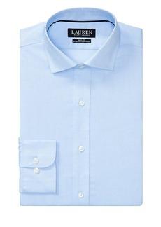 Lauren Ralph Lauren Slim-Fit Stretch Cotton Dress Shirt