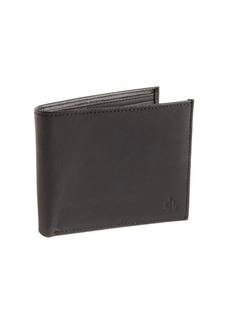 Lauren Ralph Lauren Slim Burnished Leather Billfold Wallet