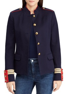 Lauren Ralph Lauren Slim Military Jacket