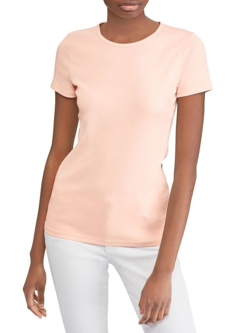 Lauren Ralph Lauren Slim Stretch Tee