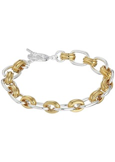 Ralph Lauren Small Cable Link Bracelet