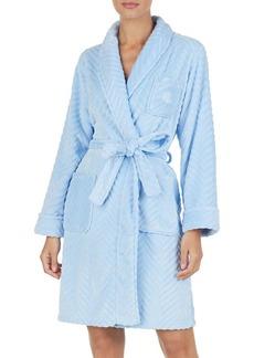 Lauren Ralph Lauren So Soft Belted Short Robe