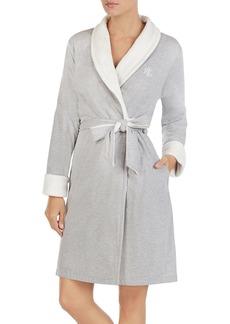 Lauren Ralph Lauren So Soft Lined Robe