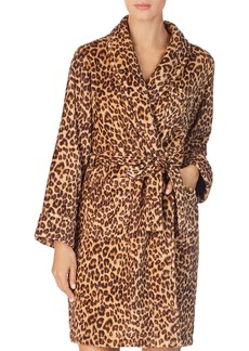 Lauren Ralph Lauren So Soft Plush Short Robe