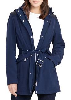 Lauren Ralph Lauren Soft Shell Trench Coat