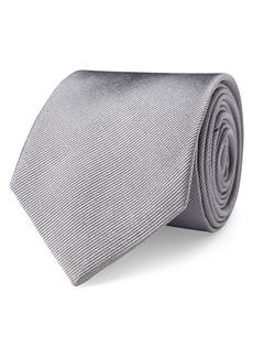 Lauren Ralph Lauren Solid Silk Repp Tie