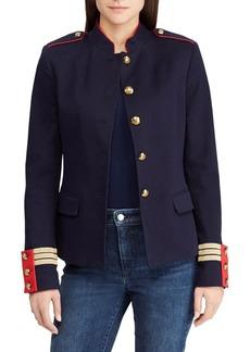 Lauren Ralph Lauren Stand Collar Jacket