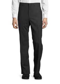 Lauren Ralph Lauren Straight-Leg Wool Suit Separate Pants