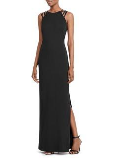 Lauren Ralph Lauren Strappy Shoulder Gown - 100% Exclusive