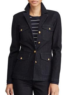 Lauren Ralph Lauren Stretch Denim Jacket