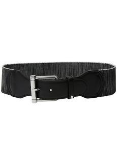 Ralph Lauren Stretch Roller Tab Front Belt