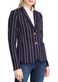 Lauren Ralph Lauren Striped Blazer