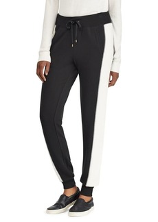 Lauren Ralph Lauren Striped Jogger Pants