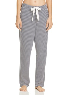 Lauren Ralph Lauren Striped Lounge Pants