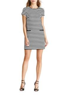 LAUREN RALPH LAUREN Striped Shift Dress