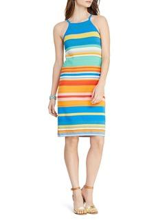 Lauren Ralph Lauren Striped Tank Dress