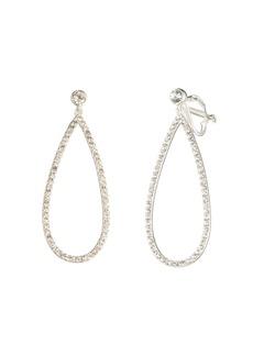Lauren Ralph Lauren Teardrop Clip-On Earrings