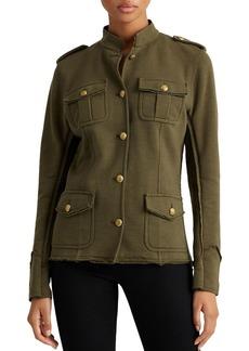 Lauren Ralph Lauren Terry Utility Jacket