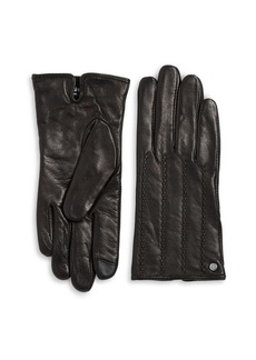 Lauren Ralph Lauren Textured Gloves