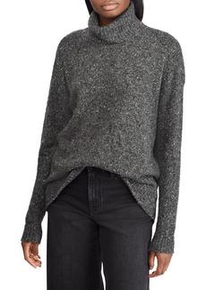 Lauren Ralph Lauren Textured Turtleneck Sweater
